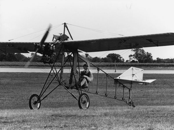 """Experimental Aircraft at the EAA in Oshkosh."""