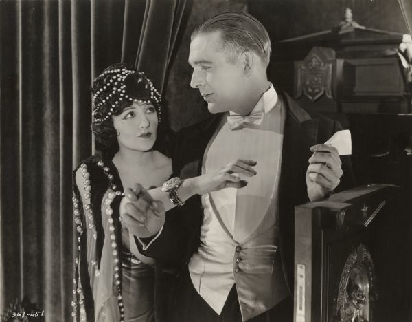 Bebe Daniels and Wallace Reid | Photograph | Wisconsin Historical ...