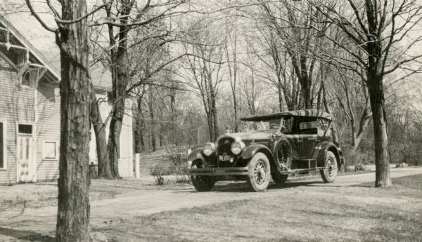 The Marmon | Photograph | Wisconsin Historical Society
