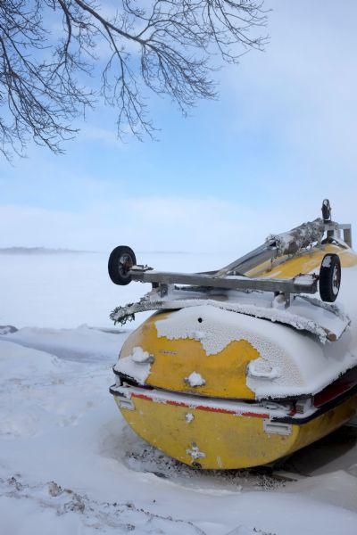Encounter On Lake Mendota >> Winter Storage On Lake Mendota Photograph Wisconsin Historical