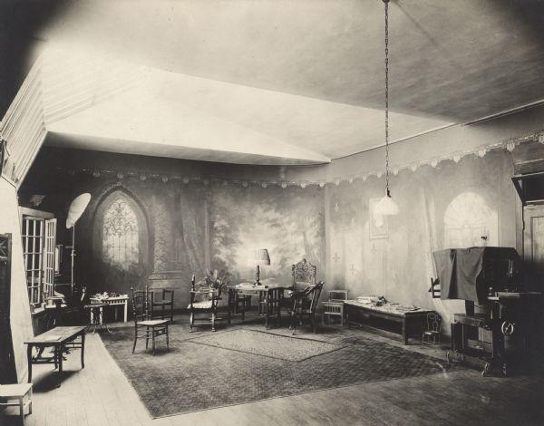 Glander Art Studio Interior I
