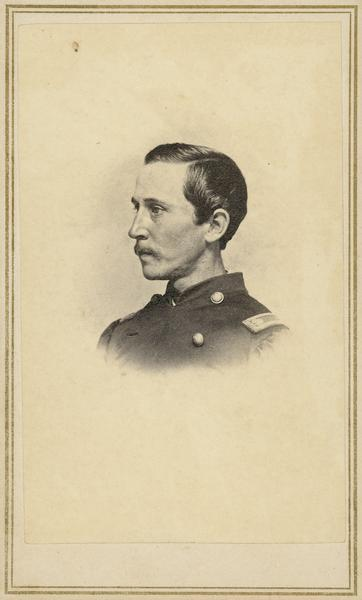 George S. Hoyt, an officer in S.W. Eaton's regiment.