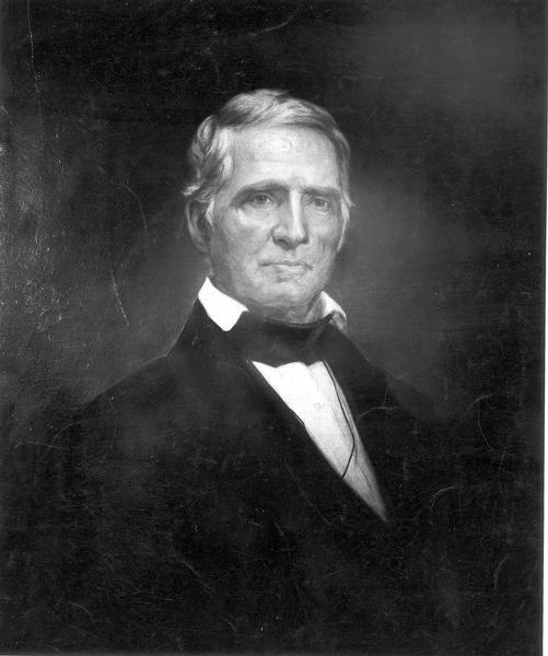 Portrait of Henry Dodge, first governor of the Wisconsin Territory.