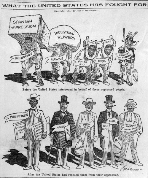 the development of imperialism in the united states in the 1890s American imperialism (1890-1919) - chapter summary and learning objectives between 1890 and 1919, the united states began to.