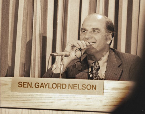 Gaylord Nelson - Father of Earth Day