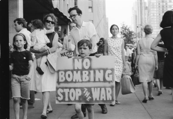 Who were famous protestors in the Vietnam war - answers.com