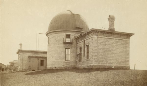 Washburn Observatory at the University of Wisconsin-Madison.