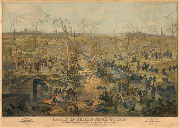 battle of shiloh essay example
