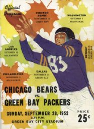 Packers Official Program