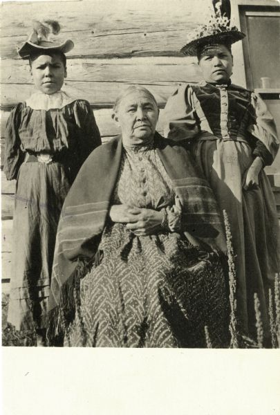 Potawatomi women