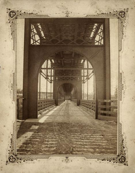 Railroad Bridge at Wisconsin Dells | Photograph ...
