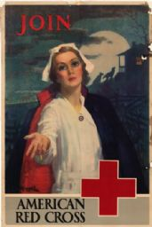 Join American Red Cross Poster